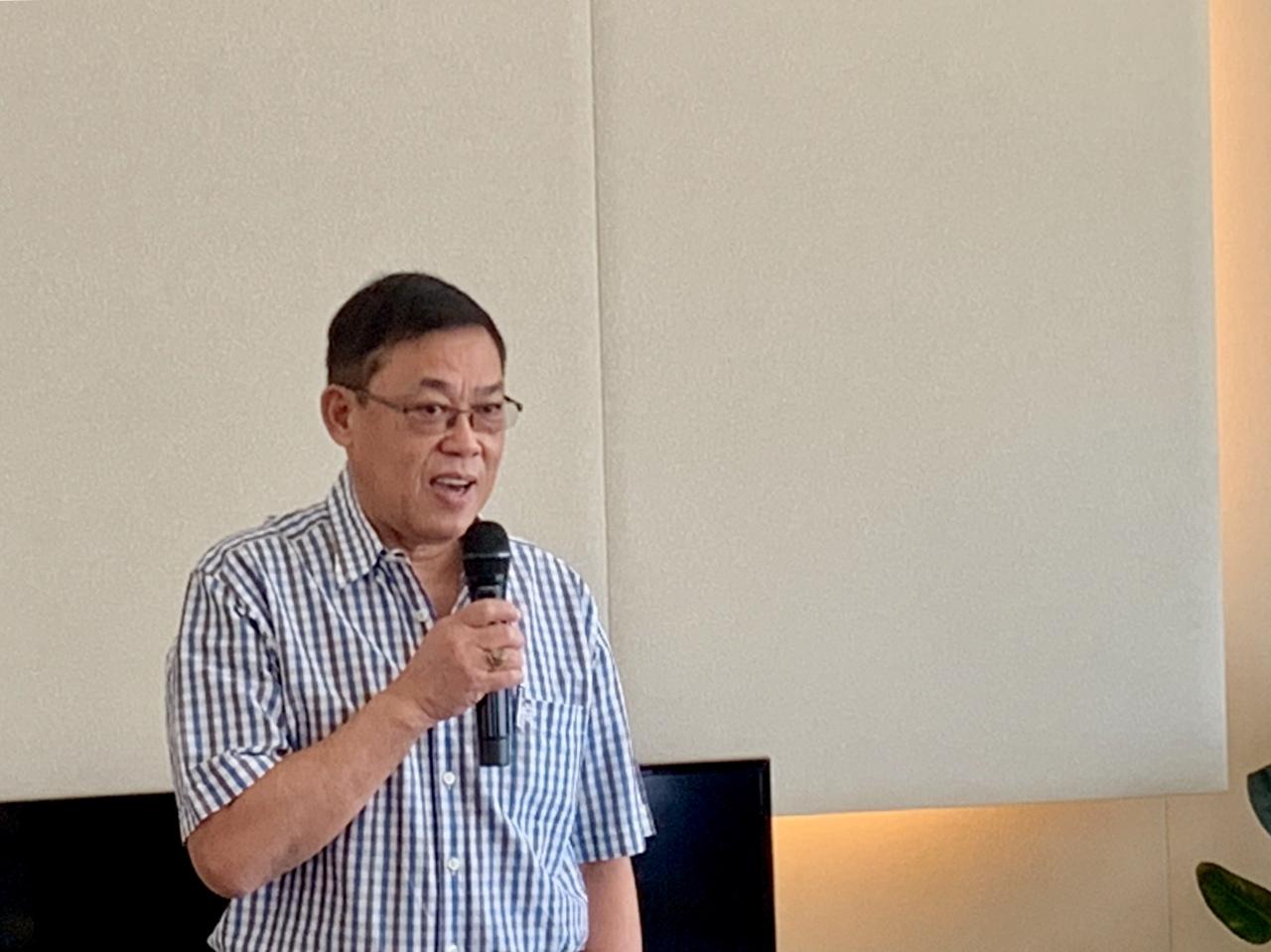 Philippine Ambassador Noe Albano Wong (Im Eun-byel / The Korea Herald)