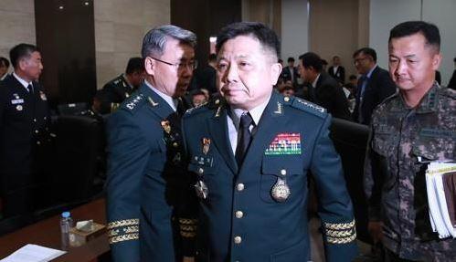 Joint Chiefs of Staff Chairman Gen. Park Han-ki (Yonhap)