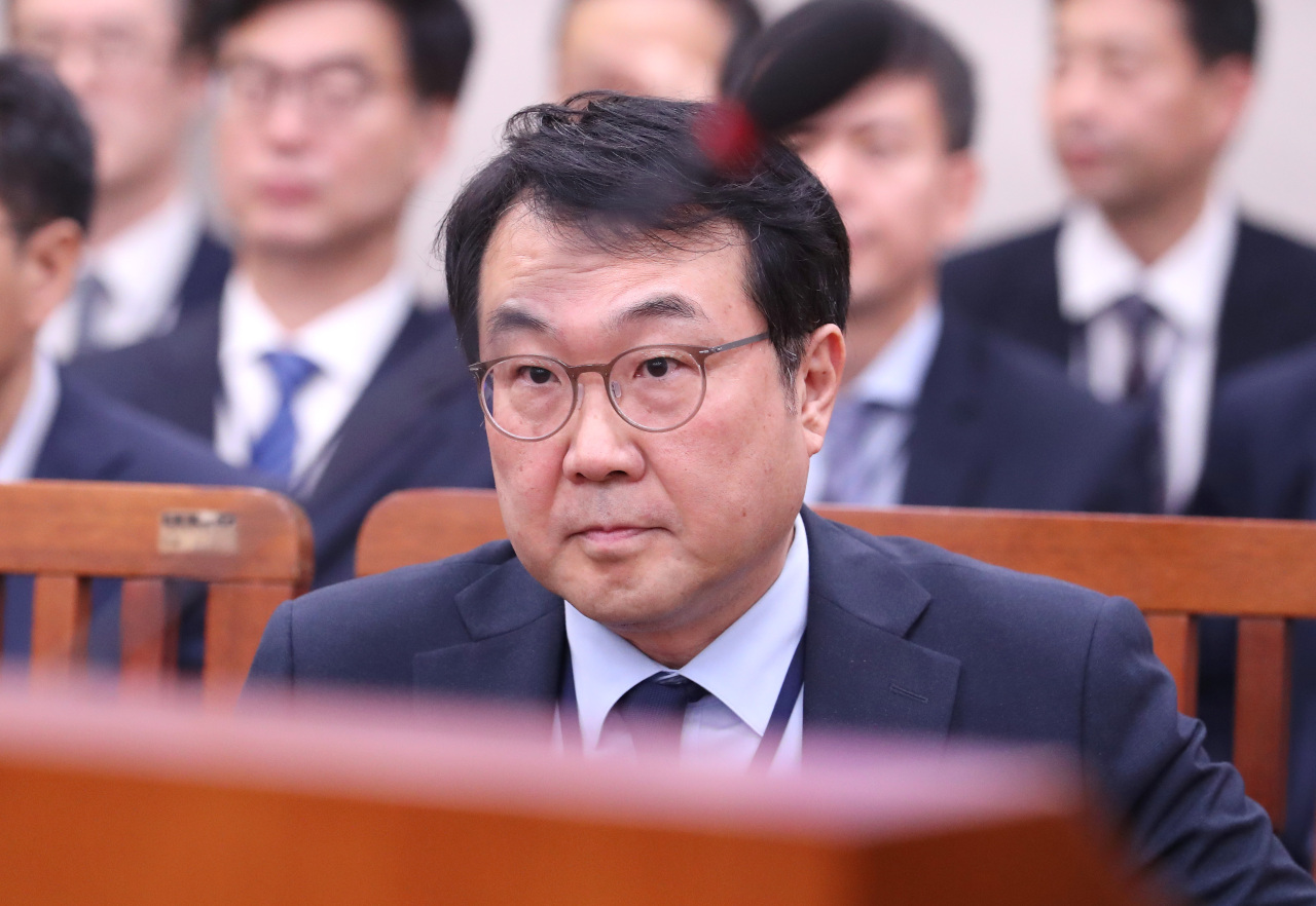 Lee Do-hoon, special representative for Korean Peninsula peace and security affairs (Yonhap)