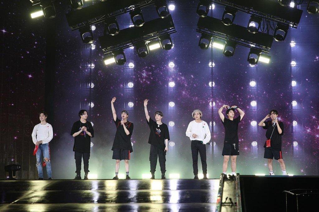 Idol Group BTS (Big Hit Entertainment)