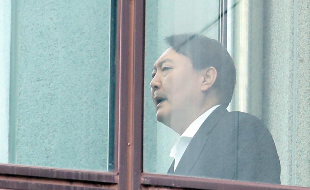 Prosecutor-General Yoon Seok-youl. Yonhap