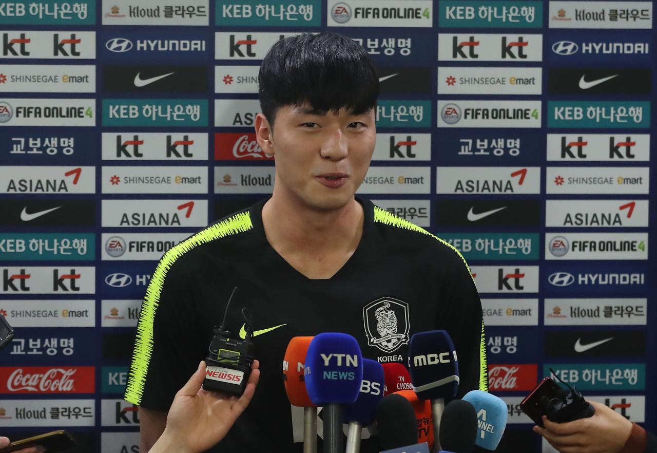 Lee Jae-ik (Yonhap)