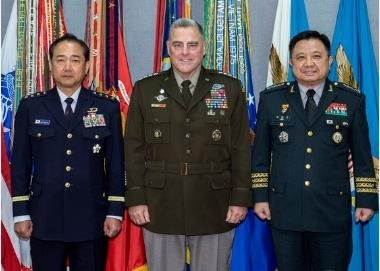 (Joint Chiefs of Staff-Yonhap)