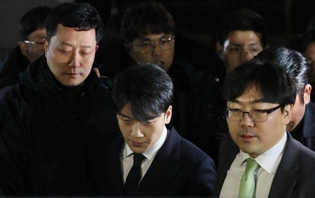 Former K-pop boy band BIGBANGmember Seungri (Yonhap)