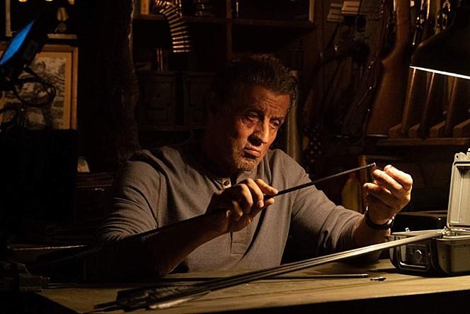 """Rambo: Last Blood"" (JNC Media Group)"