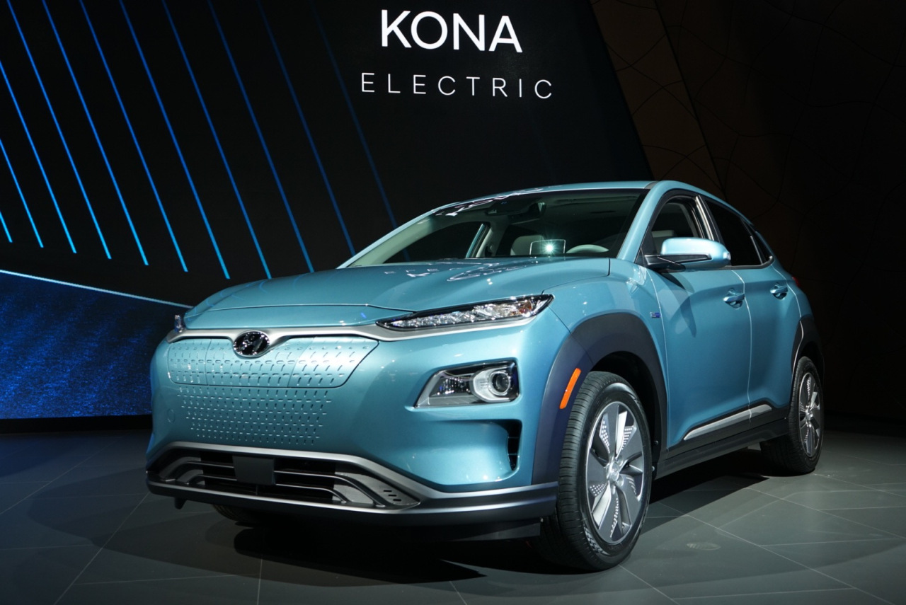 Kona Electric (Hyundai Motor Group)