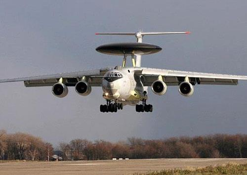 Russia's A-50 (Yonhap)