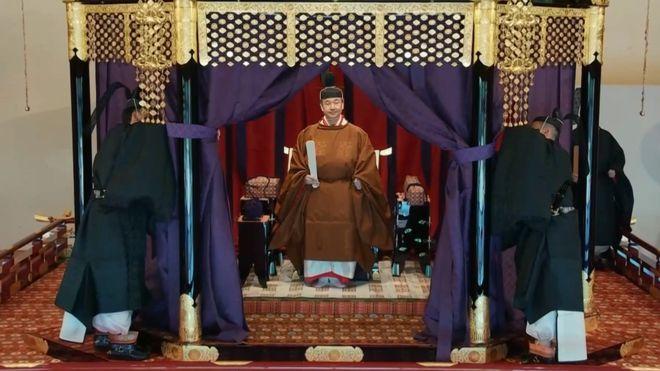 Emperor Naruhito (Reuters)