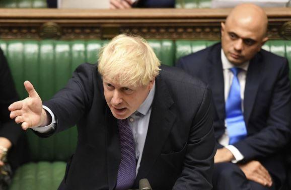 Prime Minister Boris Johnson (AP)