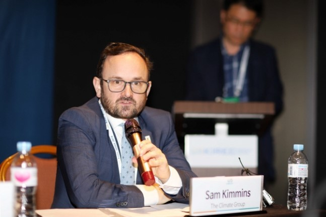 Sam Kimmins, head of RE100