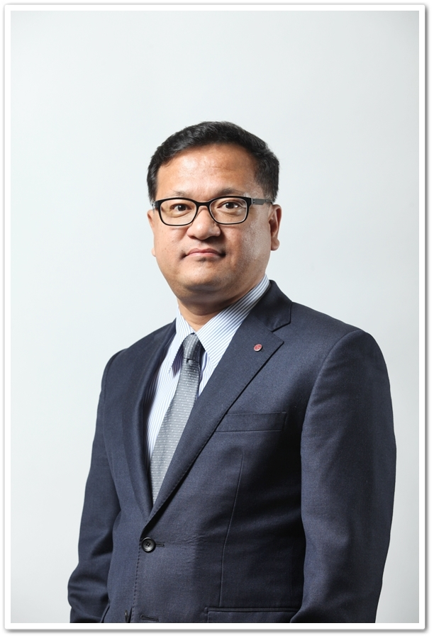 Oh Sae-chon, LG Electronics' vice president
