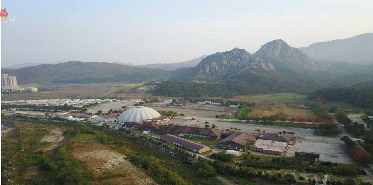 Kumgangsan tourist special zone (KCNA)