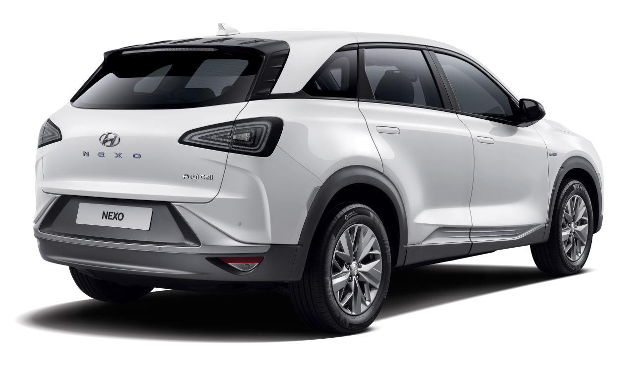 Hyundai Motor`s FCEV Nexo