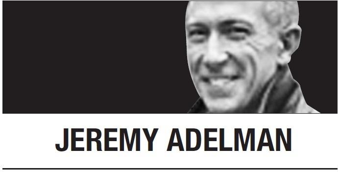 [Jeremy Adelman, Pablo Pryluka] Politics of frustration in Latin America