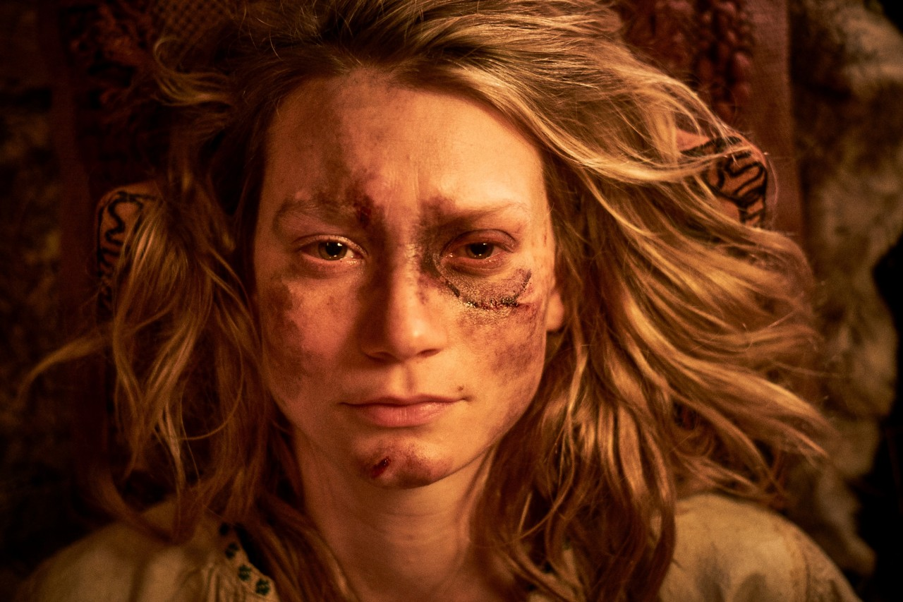 "Mia Wasikowska stars in ""Judy and Punch."" (BIFAN)"