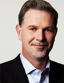 Netflix co-founder and CEO Reed Hastings (ASEAN-ROK Culture Innovation Summit)