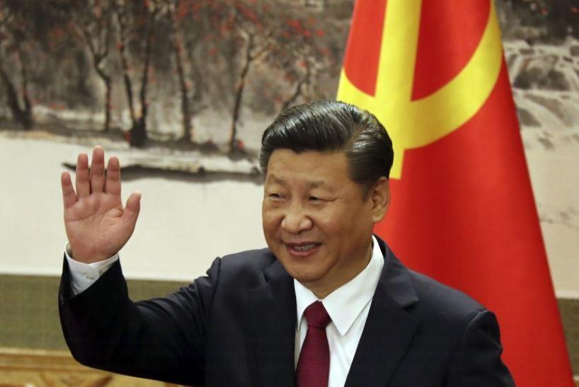 Chinese President Xi Jinping (AP)
