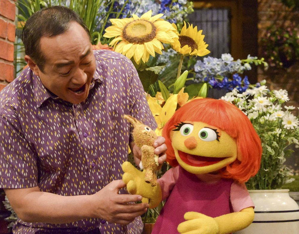 (Sesame Workshop-AP)