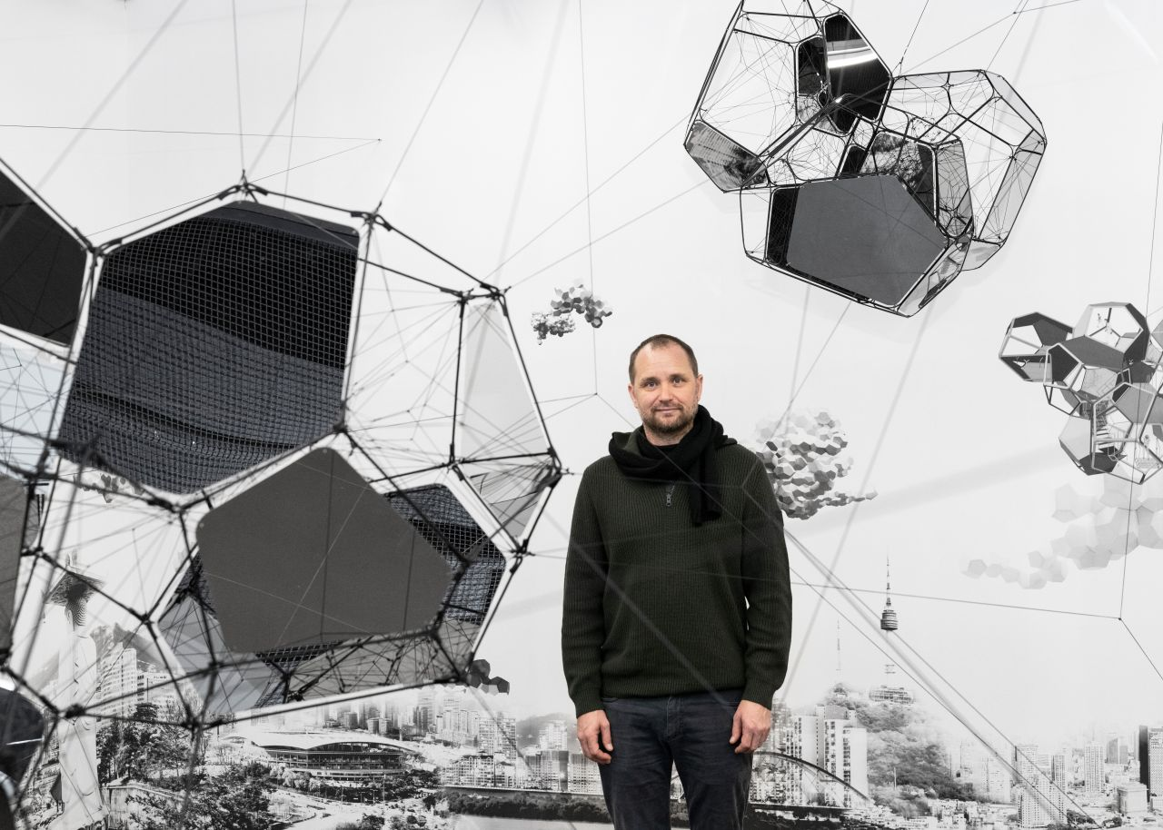 "Tomas Saraceno and ""Seoul/Cloud Cities"" (2019) at Gallery Hyundai, Seoul (Gallery Hyundai)"