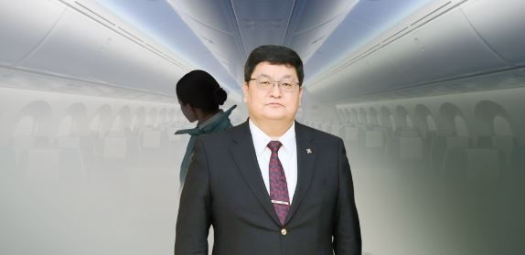 Judge Dorj Odbayar. (Yonhap)