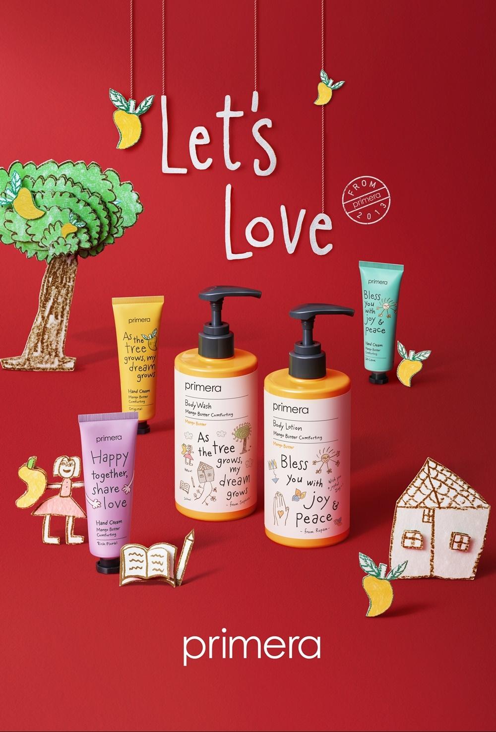 Campaign image for Primera (Amorepacific)