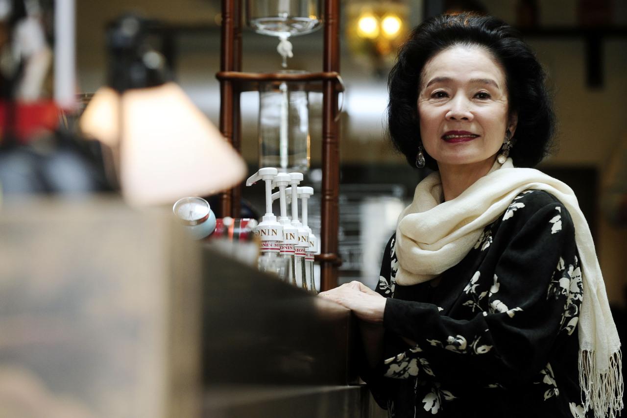 Yoon Jung-hee (The Korea Herald)