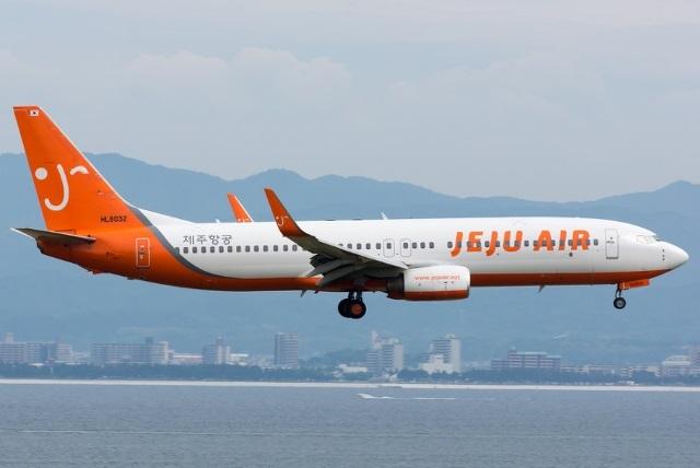 Aekyung Group's LCC brand Jeju Air (Jeju Air)