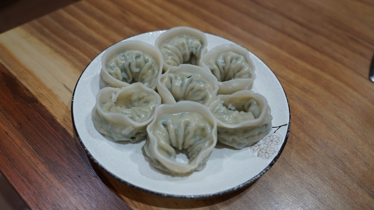 Pheasant dumpling (Yoon Min-sik/The Korea Herald)