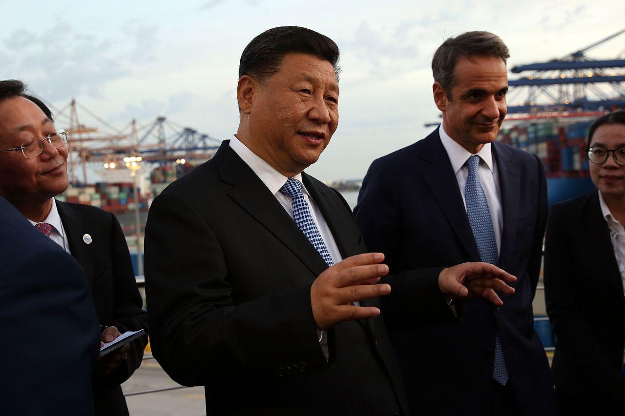 China's President Xi Jinping (AP-Yonhap)