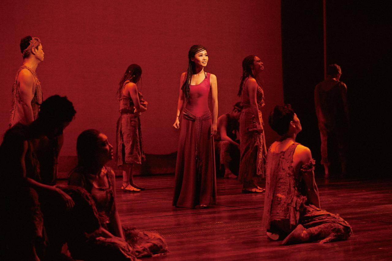"""Aida"" (Seensee Company)"