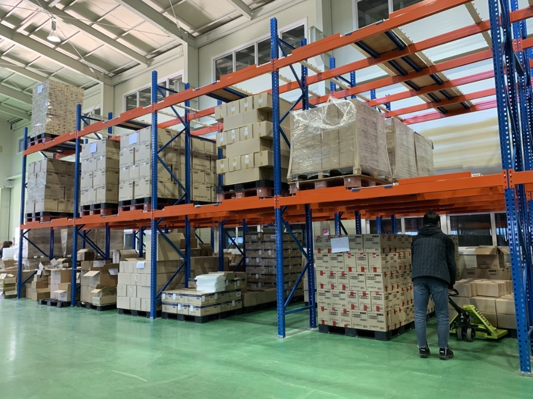 Aionco Korea's fulfilment center in Incheon (Aionco Korea)