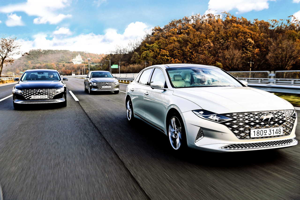 The New Grandeur (Hyundai Motor)