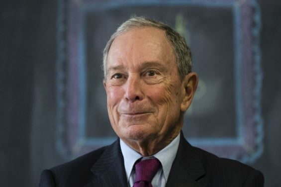 Michael Bloomberg (AP)