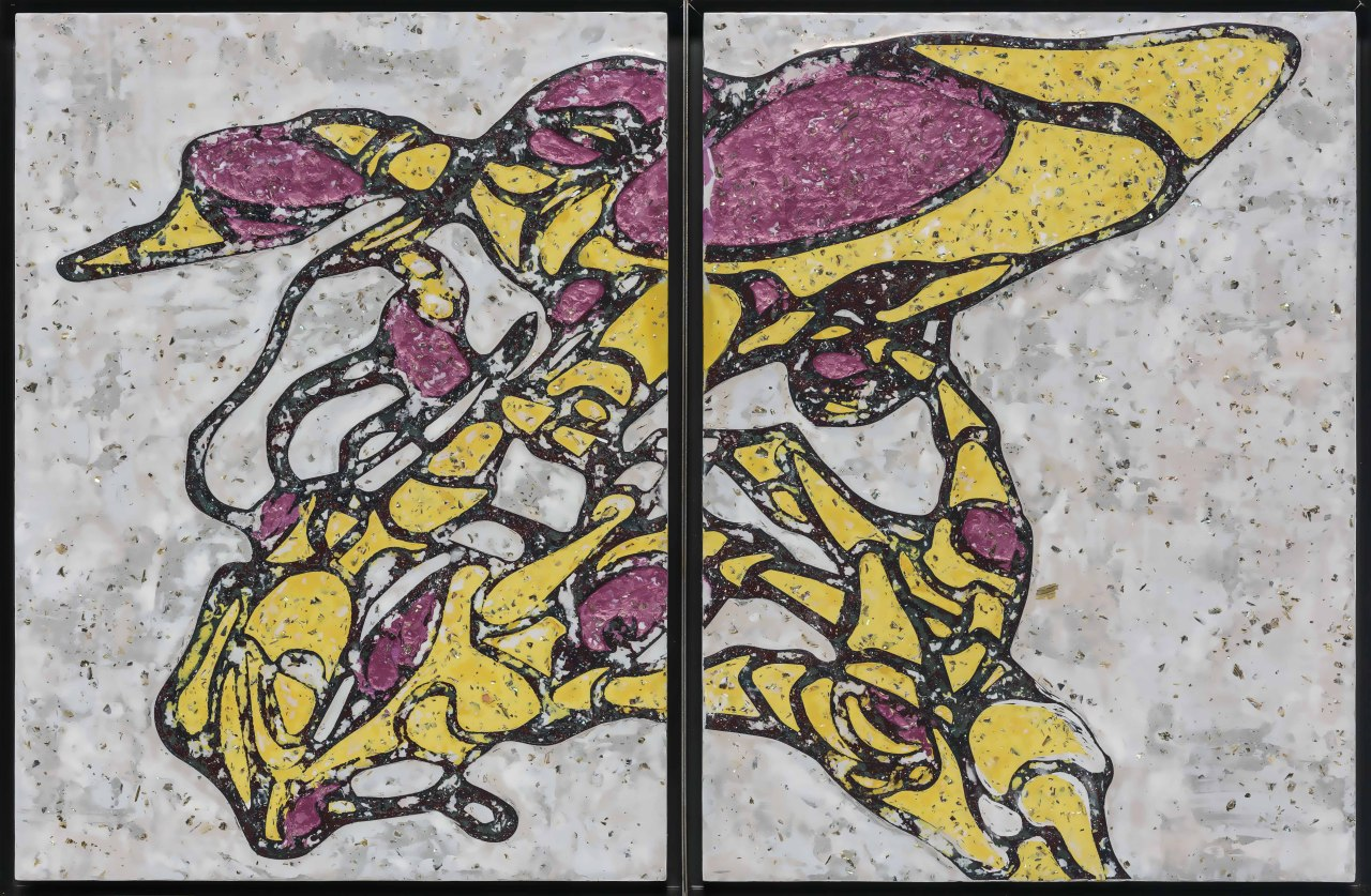 "Lee Bul's ""Perdu XXXII"" (2019) (PKM Gallery)"