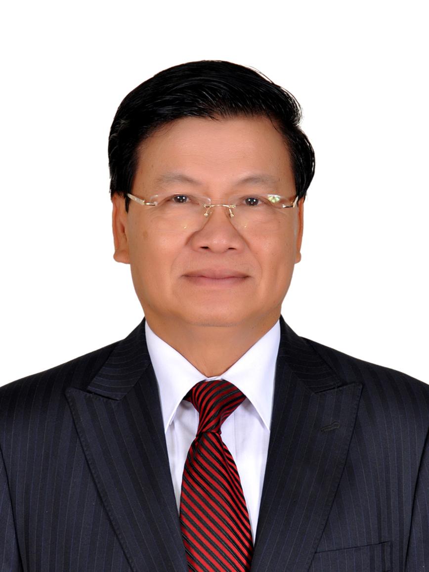 Laotian Prime Minister Thongloun Sisoulith