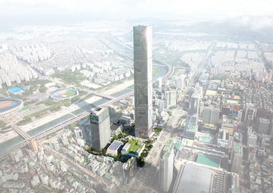 Planned construction of GBC (Hyundai Motor)