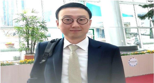 Drama & Company CEO Choi Jae-ho (Shin Ji-hye/The Korea Herald)
