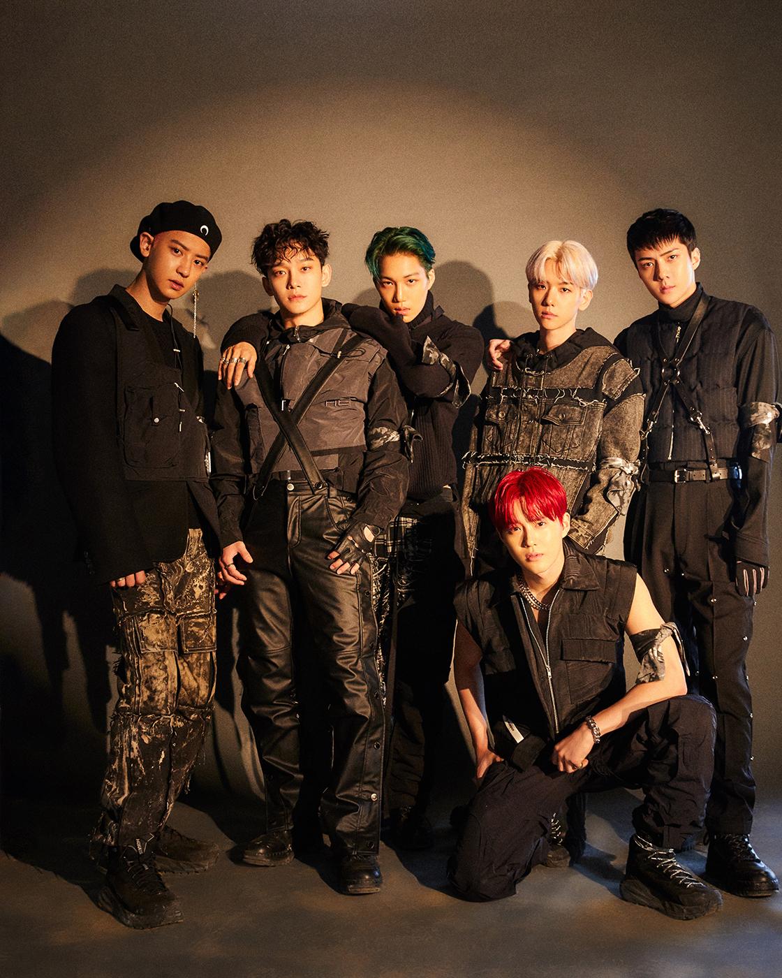 EXO (S.M. Entertainment)