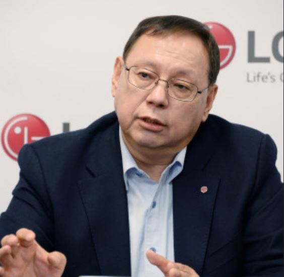 Jo Seong-jin (LG Electronics)