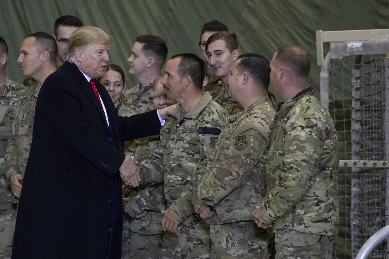 US President Donald Trump (AP-Yonhap)