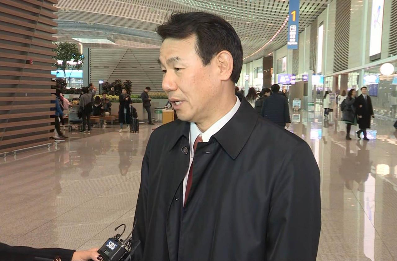 Jeong Eun-bo (Yonhap)