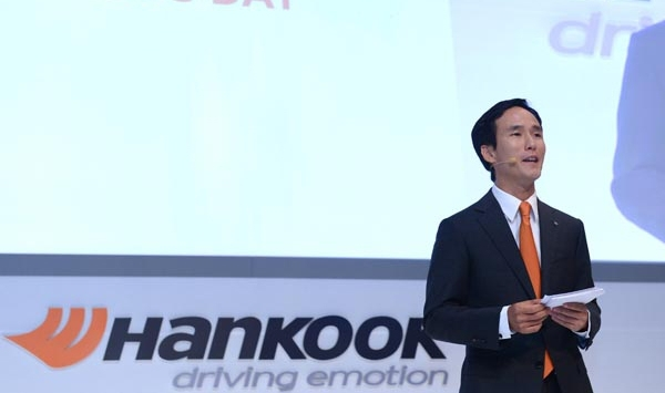Cho Hyun-bum, chief executive of Hankook Tire & Technology