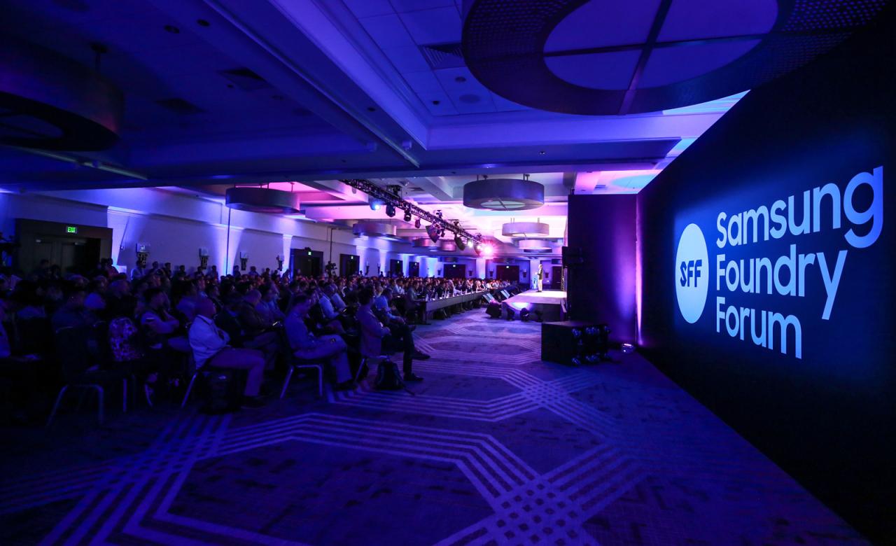 Samsung Foundry Forum (Samsung Electronics)