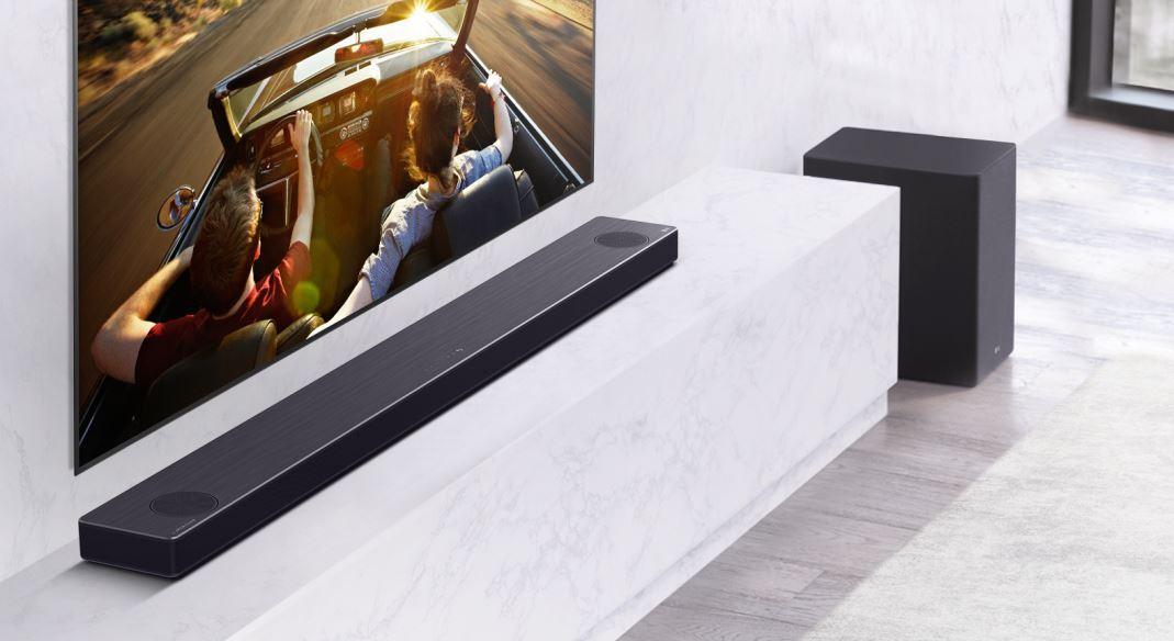 LG Electronics will showcase 10 upgraded soundbars at the CES 2020. (LG Electronics)
