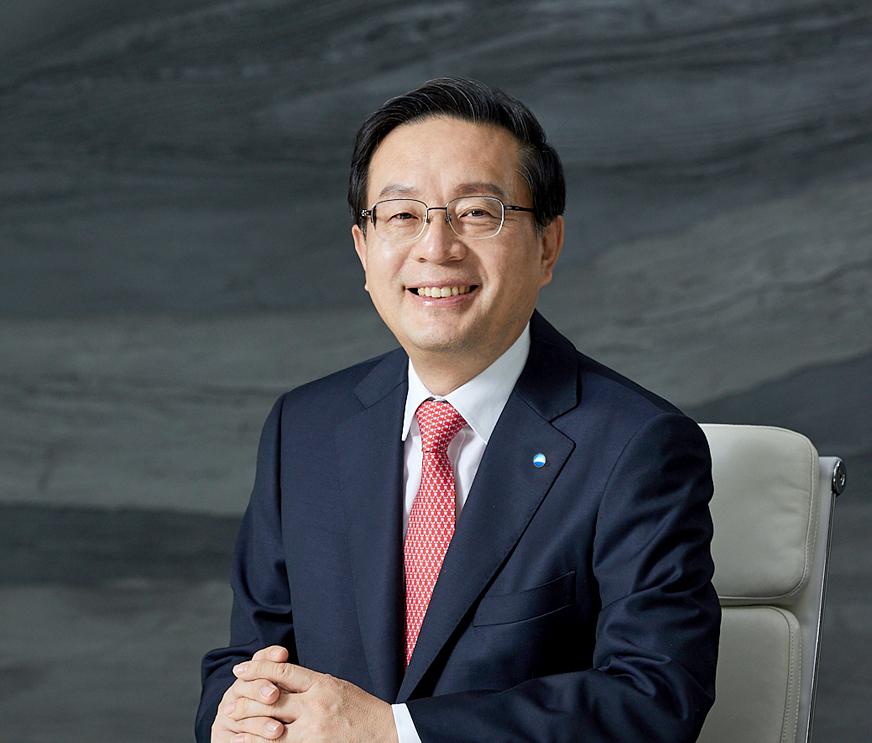 Woori Financial Group Chairman and Woori Bank CEO Sohn Tae-Seung (Woori Financial Group)