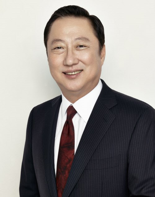 Korea Chamber of Commerce and Industry Chairman Park Yong-maan (Doosan Group)