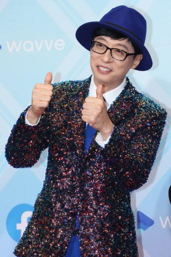 Comedian Yoo Jae-suk (Yonhap)