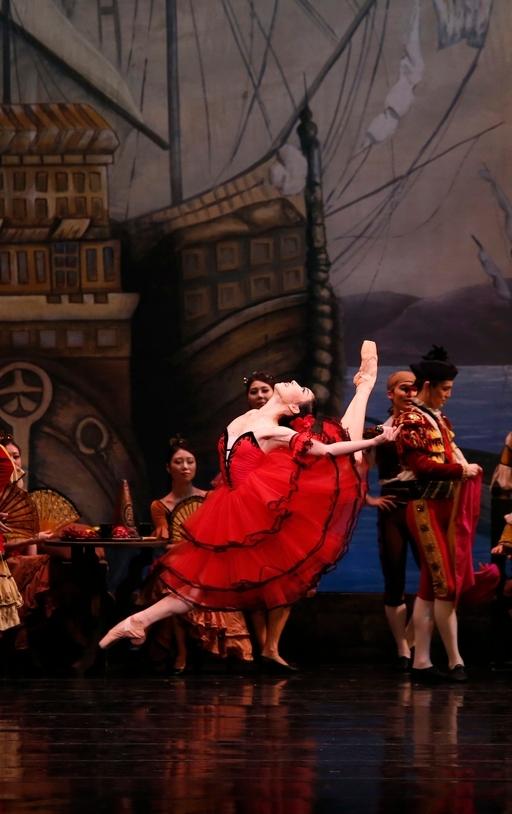 "Universal Ballet's ""Don Quixote"" (Universal Ballet)"