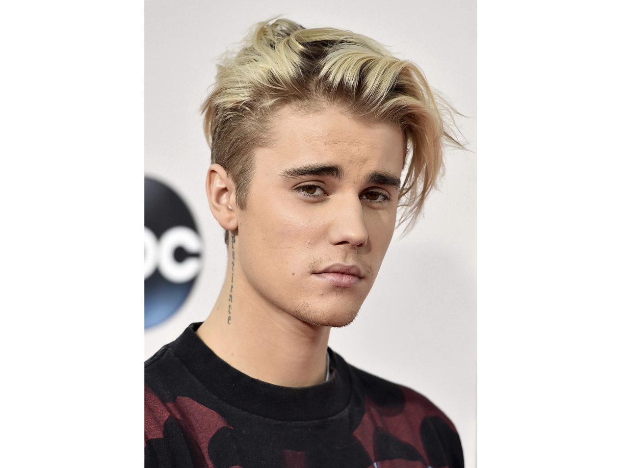 Pop super star Justin Bieber (AP-Yonhap)