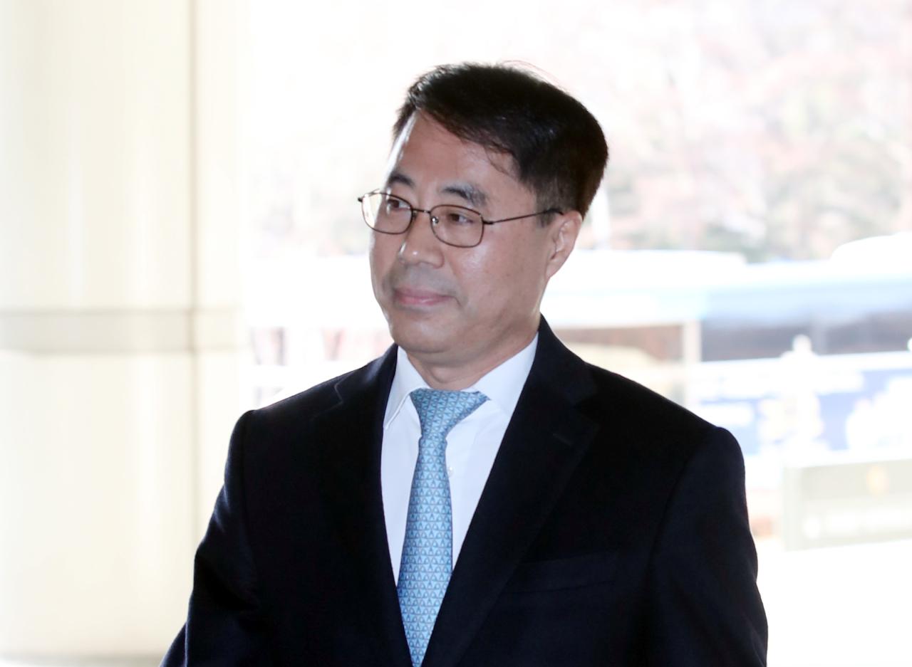 Yoo Hae-yong (Yonhap)